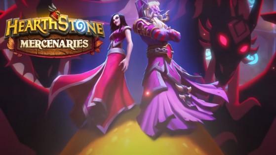 Preview du Mode Mercenaires de Hearthstone : des cartes et du farm comme on les aime