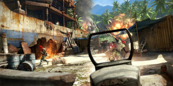 Far Cry 3 : Moyens de transport