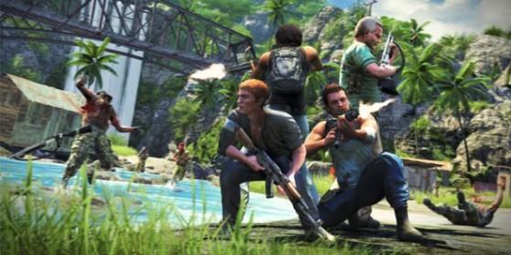 Far Cry 3 : Trailer du mode coop
