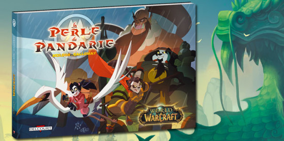 Gagnez une BD « La Perle de Pandarie »