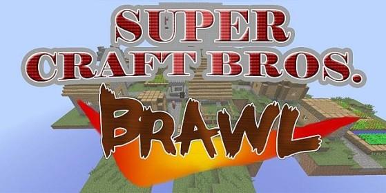Super Craft Bros. Brawl
