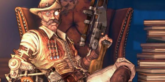 Le DLC Sir Hammerlock disponible