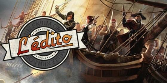 Édito : Éditeurs aident le Piratage ?