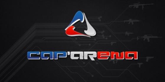 Cap Arena #2 ShootMania