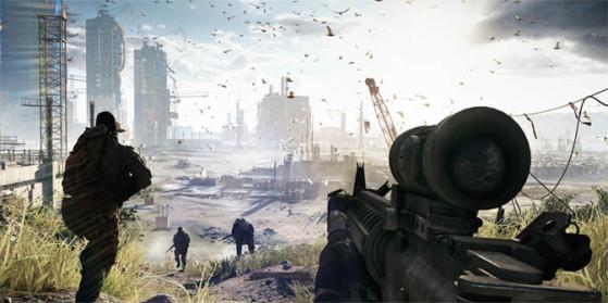 Battlefield 4 : Frostbite 3