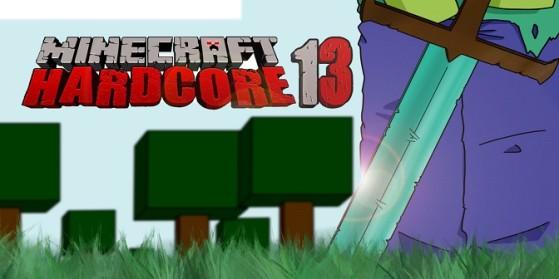 Minecraft Hardcore saison 13 épisode 2