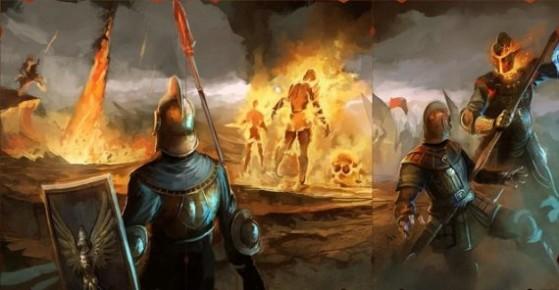 DoC : Fosse infernale