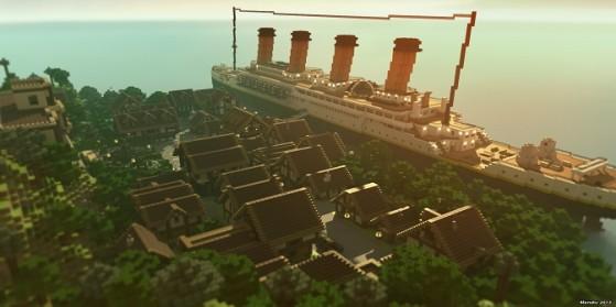 Minecraft Titanic : Épisode 5