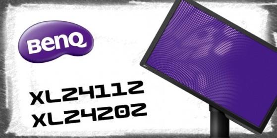 Nouveautés : Ecrans BenQ XL2411Z et XL