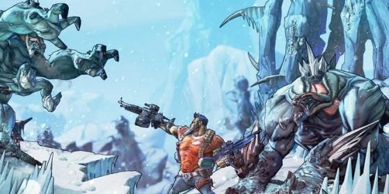 Borderlands 2 : DLC de Noël