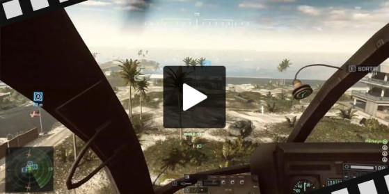 Battletips : Hélico de reconnaissance