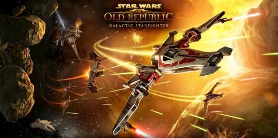 SWTOR : Galactic Starfighter