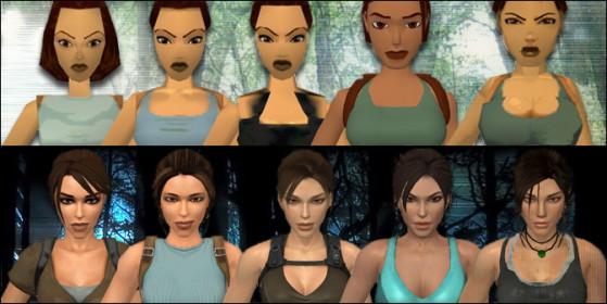 L'évolution du jeu vidéo
