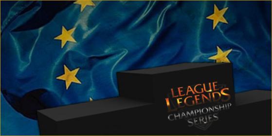 LCS EU, Classement