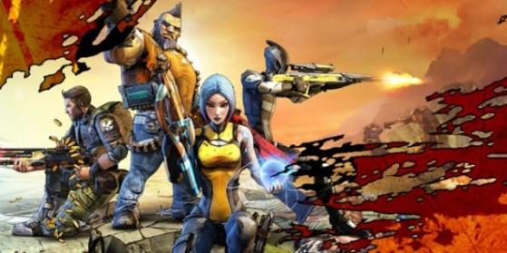 Borderlands 2 les derniers DLC annoncé