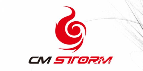 Nouveauté Souris CM Storm