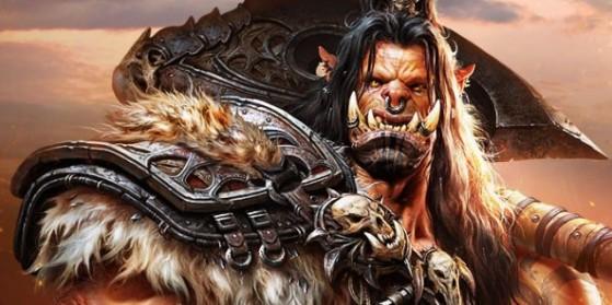 Boite de jeu de Warlords of Draenor