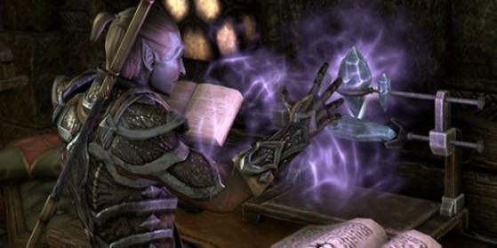 L'artisanat dans Elder Scrolls Online