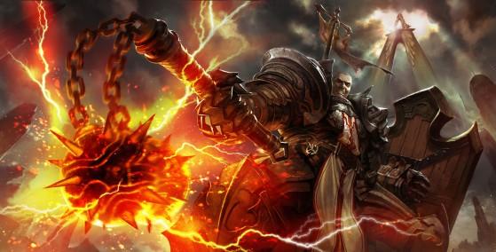 Diablo 3 : Build Croisé Akkhan Blame, set, guide
