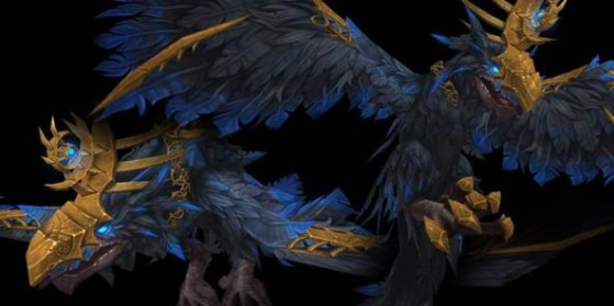 Guide : Montures Warlords of Draenor