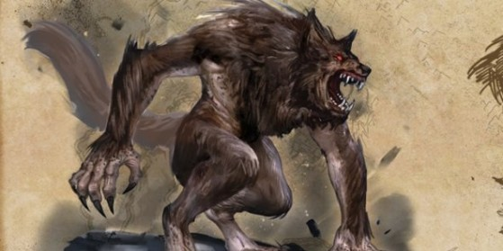 TESO : loup garou