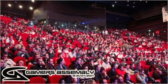 Gamers Assembly 2014 SM