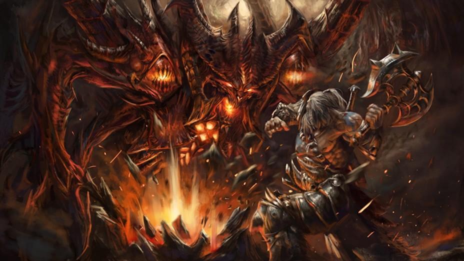 Diablo Build Barbare