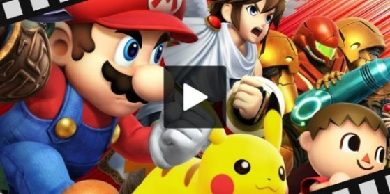 Super Smash Bros 3DS - 12/09/2014
