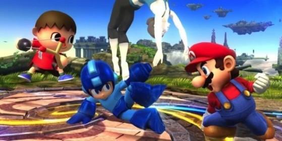 Super Smash Bros 3DS : La démo arrive