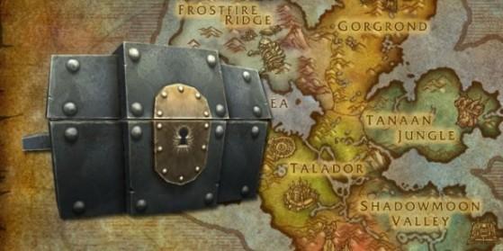 Trésors de Warlords of Draenor