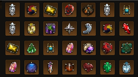 Diablo 3 : Gemmes légendaires, legendary gems, guide