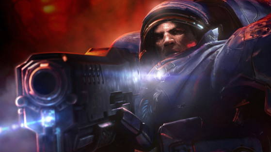 Heroes of the Storm : Guide Tychus, Build minigun