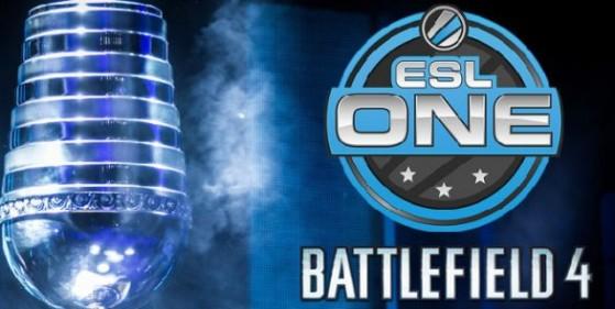 BF4 - Finale ESL One 22 et 23 novembre