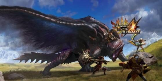 Monster Hunter 4 Ultimate, New 3DS