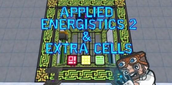 Guide Mods #7 - AE 2 & Extra cells