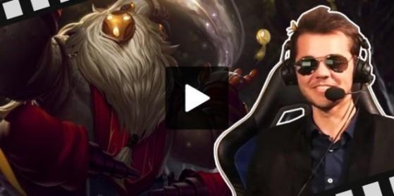 Test du gameplay Bard par Auzyris
