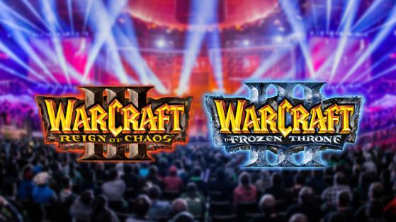 WarCraft III dans l'esport