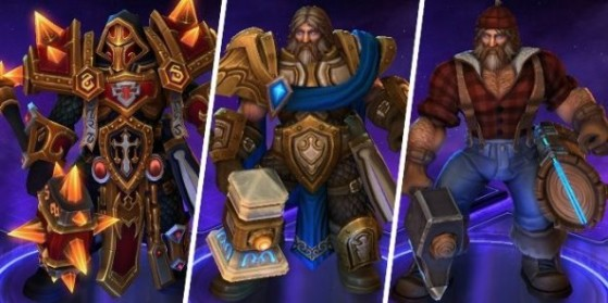 HotS : Skins Uther