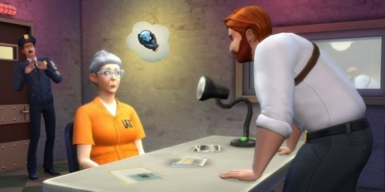 Les Sims 4 : Au Travail, PC