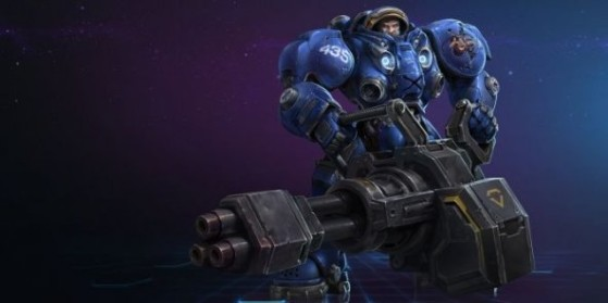HotS : Skins Tychus