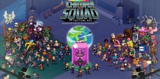 Test de Chroma Squad Android, PC, PS4