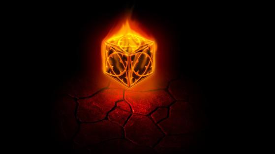 Diablo 3 : Cube de Kanai, Kanai's cube, position
