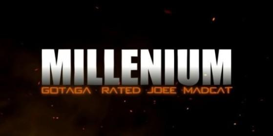 Millenium accueille un nouveau roster