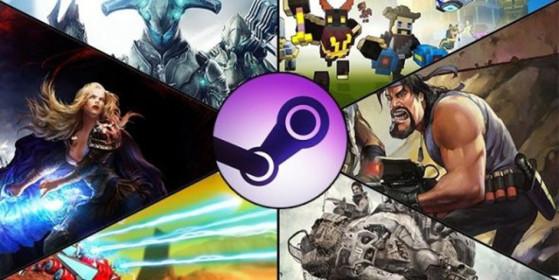 Steam : Les meilleurs jeux gratuits