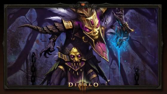 Diablo 3 : Build Féticheur Speed Run