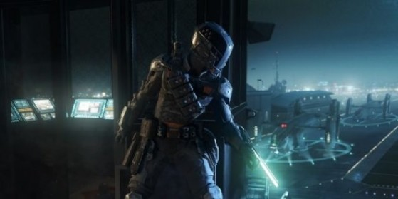Black Ops 3 : Spectre, Spécialiste 8
