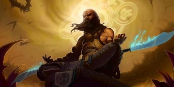 Diablo 3 : Build Moine Inna Support