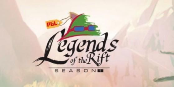 Legends of the Rift, tournoi LoL