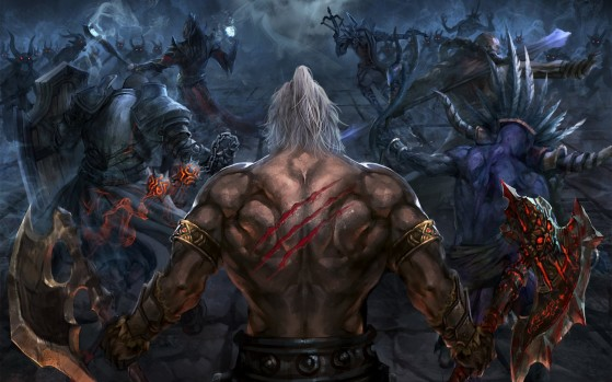 Diablo 3 : Build Barbare Support Lance des anciens