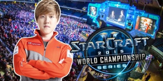 WCS SC2 Global Finals 2015 : Classic